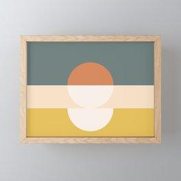 Abstract 02 Framed Mini Art Print