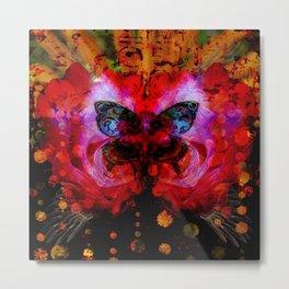 Cosmic butterfly II Metal Print