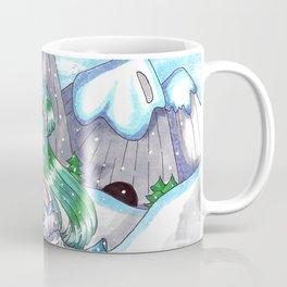 Miku on Ice Coffee Mug