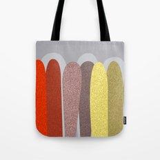 MCM Speckle Tote Bag