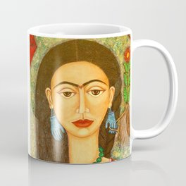 My homage to Frida Coffee Mug