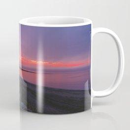 Sunset in Gaspésie Coffee Mug