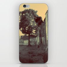 Plant Apocalypse iPhone & iPod Skin