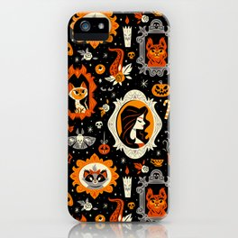 Curious Creations iPhone Case
