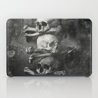 palestine iPad Cases featuring Once Were Warriors II. by Dr. Lukas Brezak