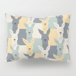 Kangaroos Pillow Sham