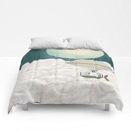 arctic explorers Comforters