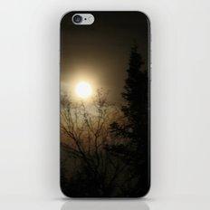 Moon Halo iPhone & iPod Skin