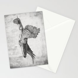 In which it's a bird. It's a plane. Stationery Cards