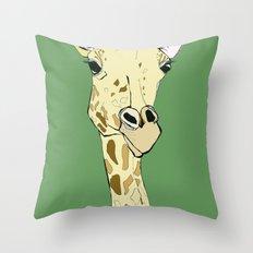 G-raff Throw Pillow