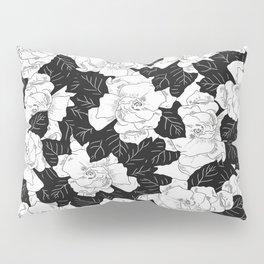 Gardenias Pillow Sham