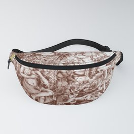 Persian Love Story Fanny Pack