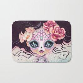 Camila Huesitos - Sugar Skull Bath Mat