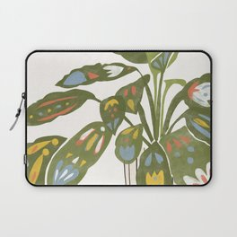Scandinavian Plant Laptop Sleeve