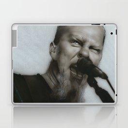 'Blackened' Laptop & iPad Skin