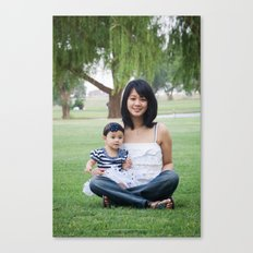 mothers Canvas Print