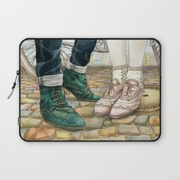 Brogues for a date Laptop Sleeve
