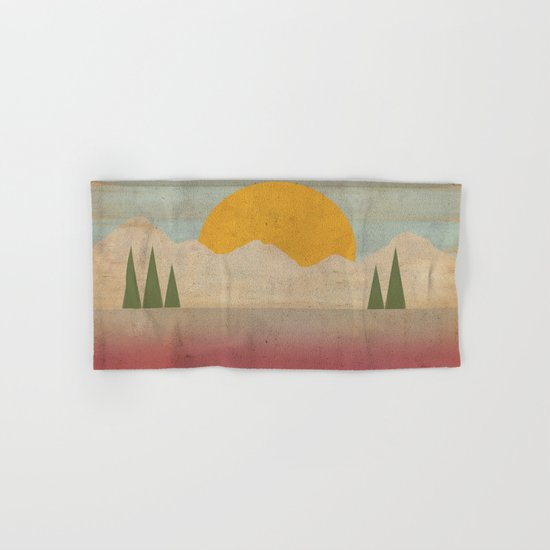 Day in the Forest Hand & Bath Towel