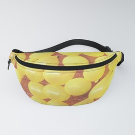 Yellow Balloons POP Art Fanny Pack