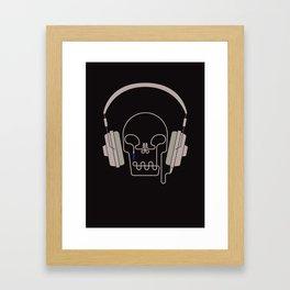 This is Punk Rock. Framed Art Print