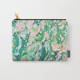 Moss Agate  Carry-All Pouch