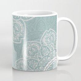 Mandala of Blue Dreams Coffee Mug