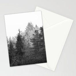 Grey day Stationery Cards