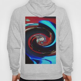 Swirling colors 04 Hoody