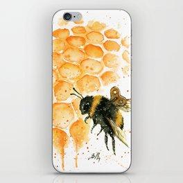 Clockwork Bee II iPhone Skin