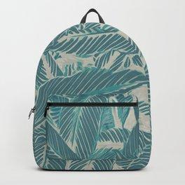 Pale Tropics Backpack