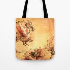 Garden Spirits, Dragons Tote Bag