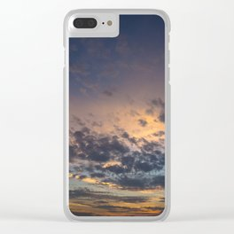 Panorama Skies Clear iPhone Case