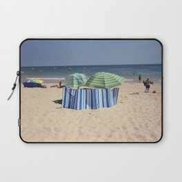 Twin Umbrella's and the Sun! Laptop Sleeve