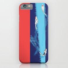 Speeding Koi iPhone 6s Slim Case