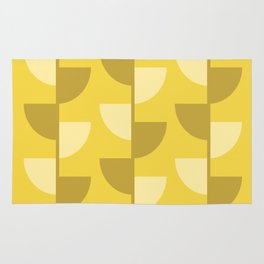 Lemon Slices in the Summer Sun Rug