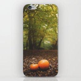 Family Pumpkin iPhone Skin