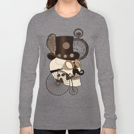 Steam Punked Long Sleeve T-shirt