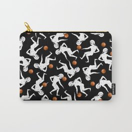 Hoplites Playing Basketball Carry-All Pouch