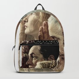 Save Freedom Of Worship Backpack