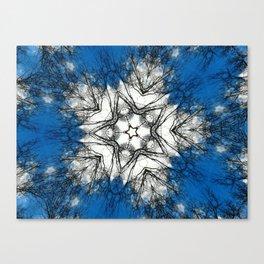 iDeal - SkyStar Canvas Print