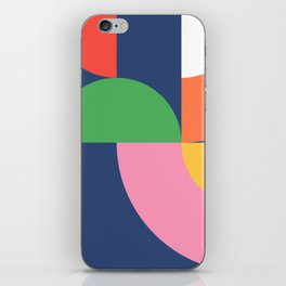 Abstract Geometric 16 iPhone Skin