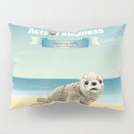 Jeffy The Harbor Seal Pillow Sham