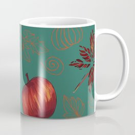 My sweet apple halloween Coffee Mug