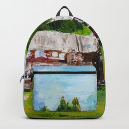 Lake Quinault Lodge Backpack