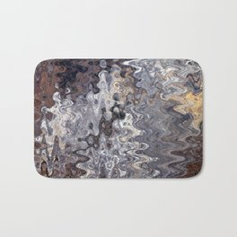 Puddles and Reflections Bath Mat