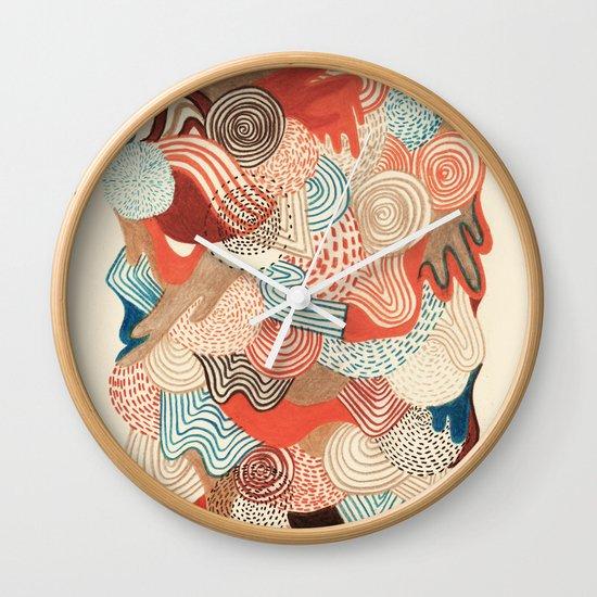 Melting time Wall Clock
