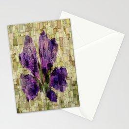 Blóm Stationery Cards