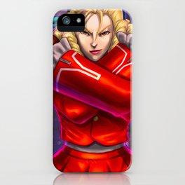 Karin Street Fighter V iPhone Case