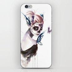 Mourning iPhone & iPod Skin