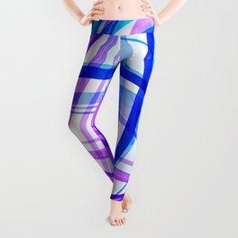 Abstract Vivids Leggings